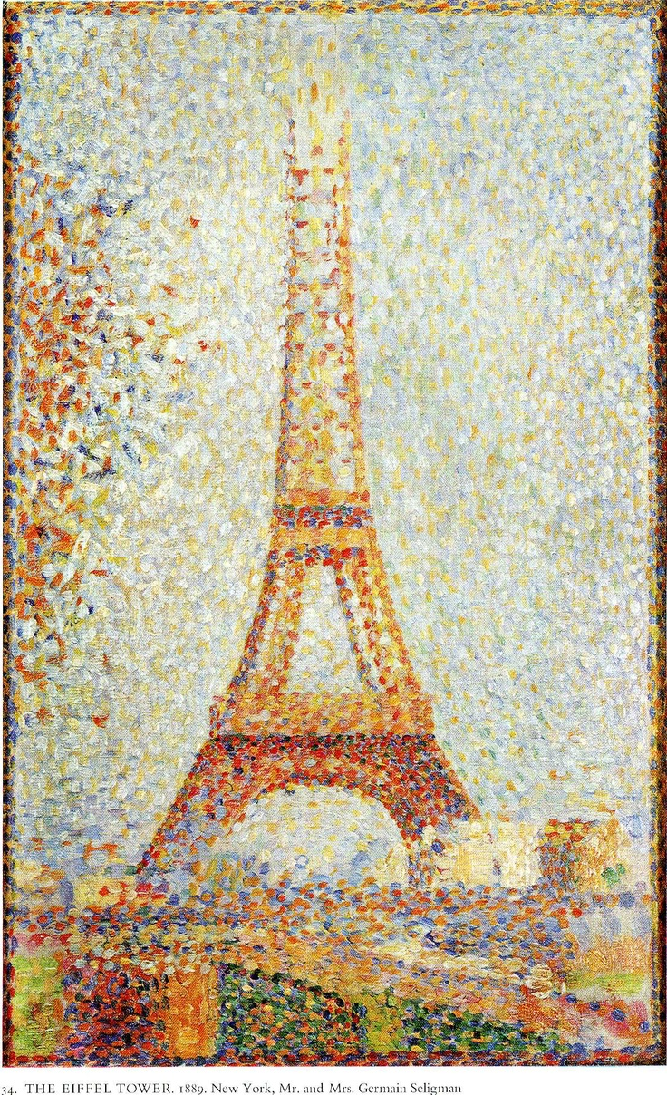 Famous Artist Fridays: Georges Seurat