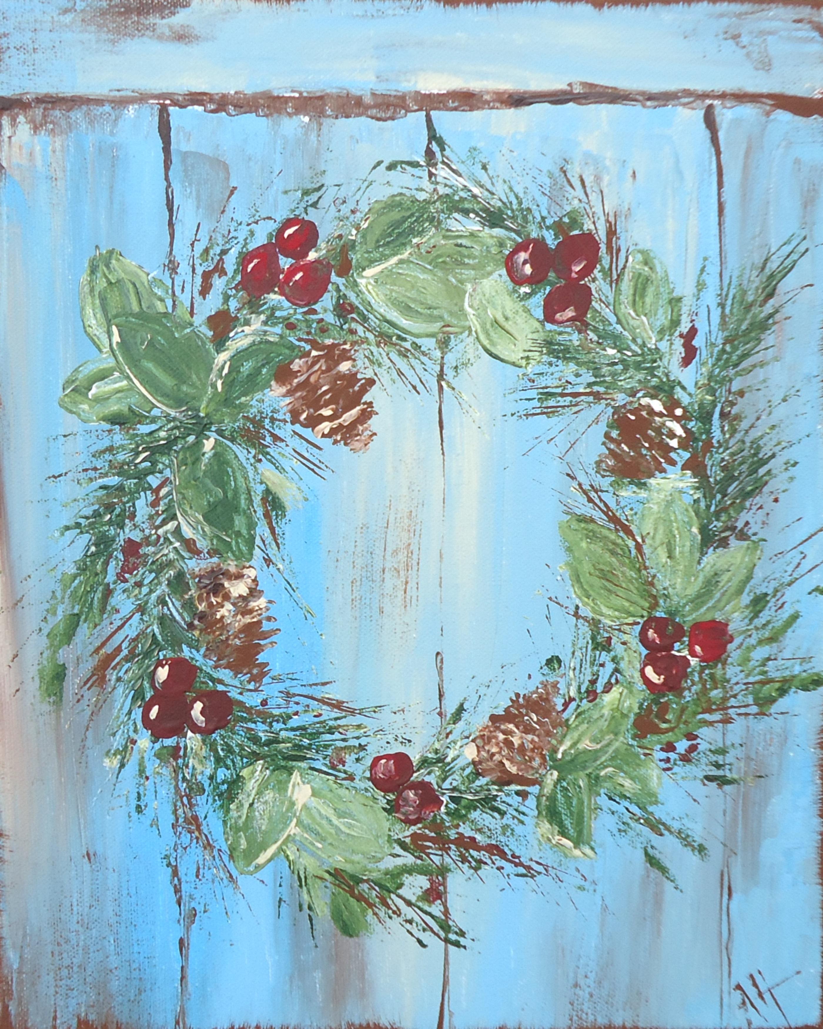 Vintage Christmas SOLD