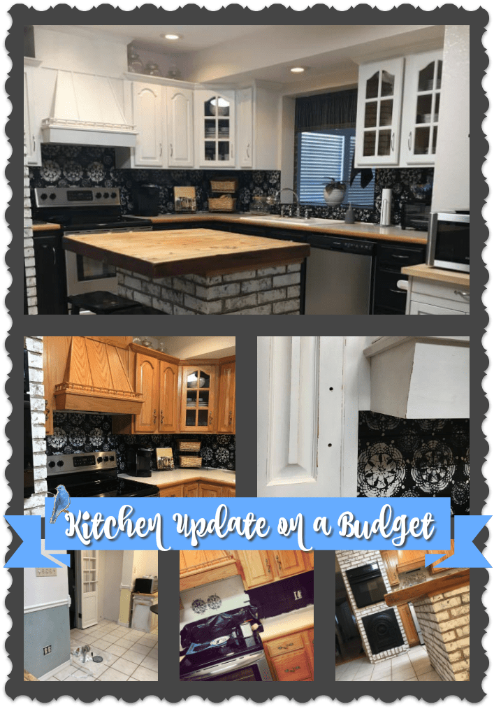 Our Kitchen Update On A Budget