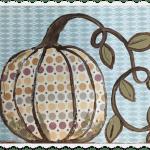 Little Pumpkin: a Little Bluebird Art Lesson