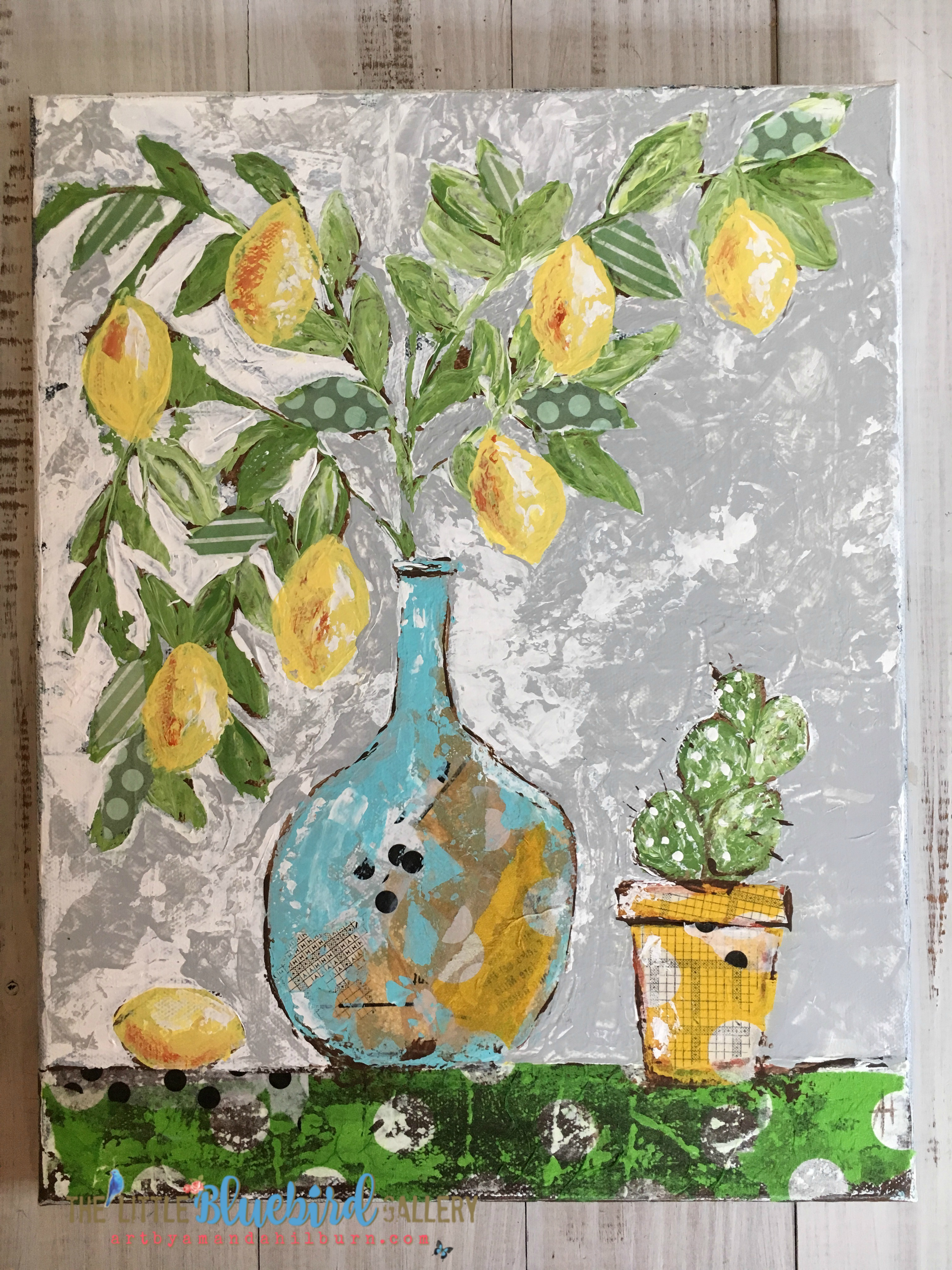 Happy Lemon Tree