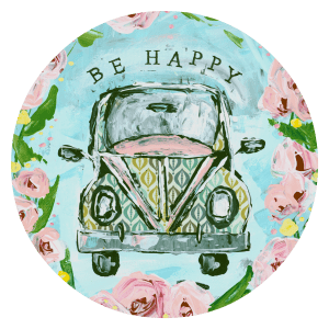 Studio Session 4: Be Happy Car