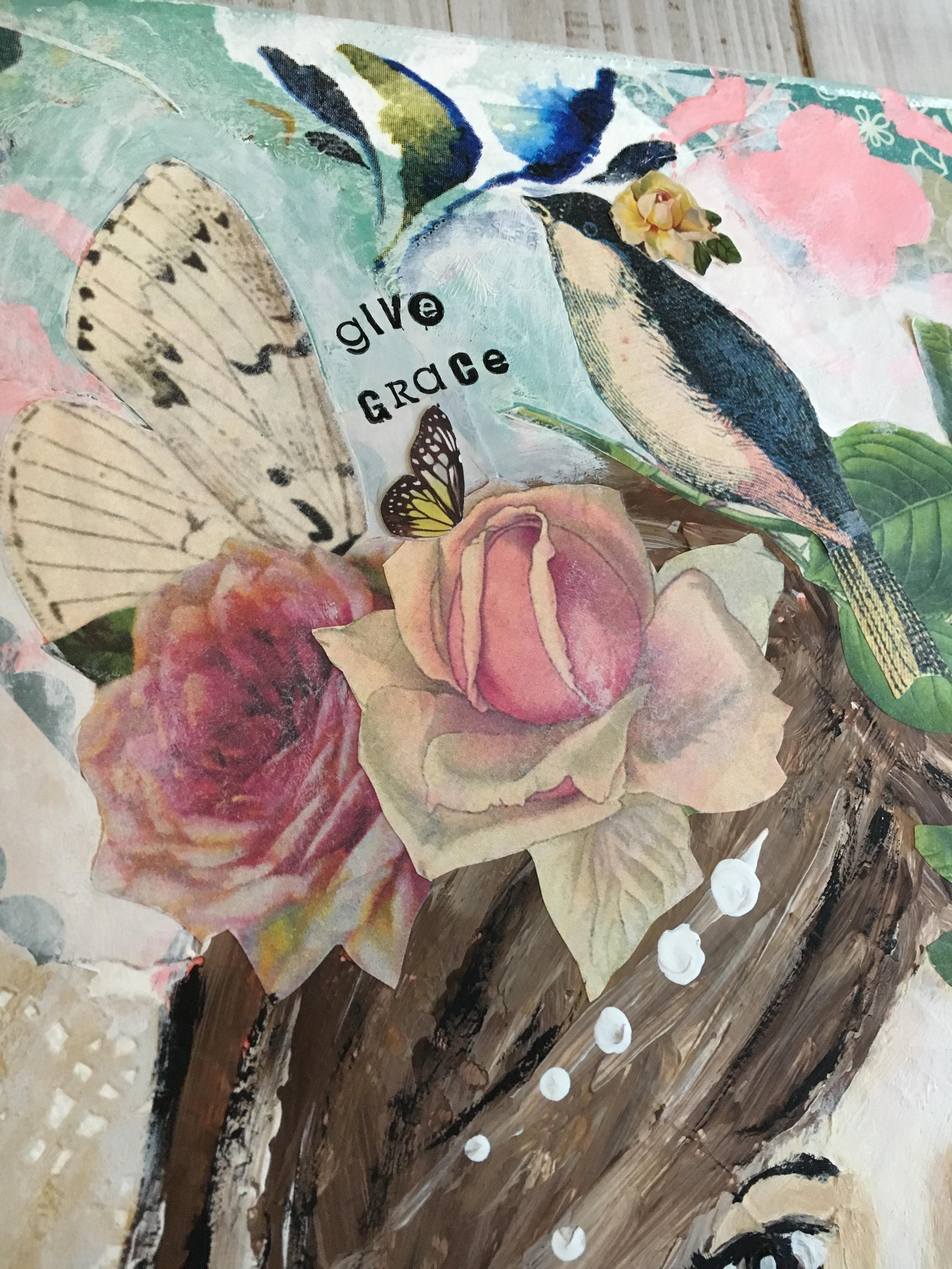 Give Grace by Amanda Hilburn
