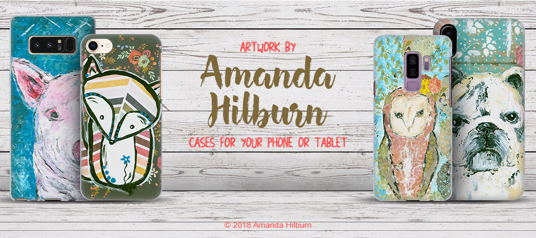 Art by Amanda Hilburn Licensed Art
