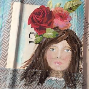 Paint Your Story: An Art Journaling Course For Beginners