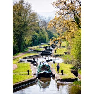 Tardebigge Locks