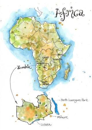 Zambia adventure