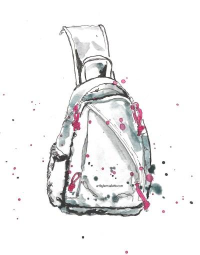 Eddie Bauer shoulder bag