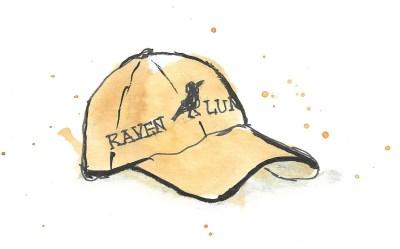 Raven lunatic cap