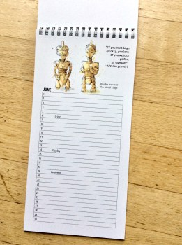 Calendar perpetual