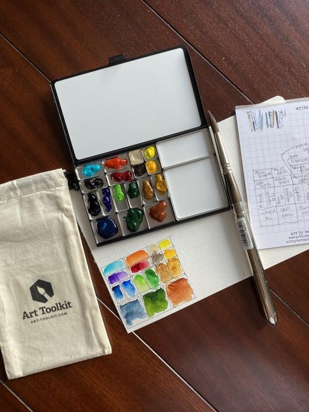 art-toolkit.com folio palette