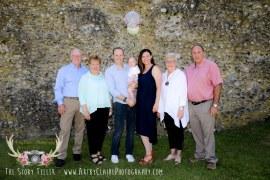 ArtbyClaire Portrait Photography at Berkhamsted Castle