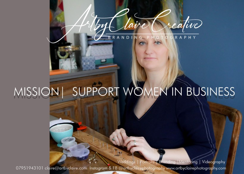 ArtbyClaire Creative Branding Photography for women in business