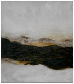 Acrylic MDF Bord 54x61 cm - Saxnäs