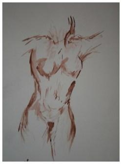 Aquarelle Paper 190g 21x29cm - She II