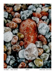 Photo Art Print Card - Granit