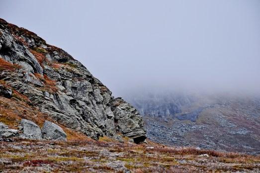 Västerbotten / Matsdal - Misty Mountains II