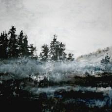 Acrylic Canvas 87x87 cm - The Forrest