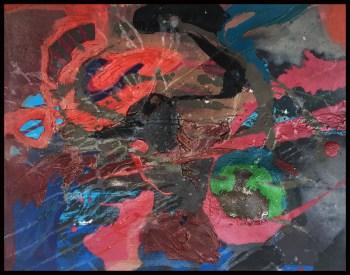 Swirling Colors - Art by Dan Smith
