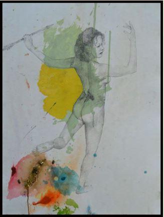John White 2 - Art by Dan Smith