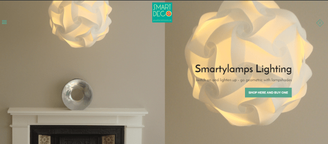 Smarty Lamps Designer Retro lampshades are all the shapes that originate from IQ Light system designed in the 1970's