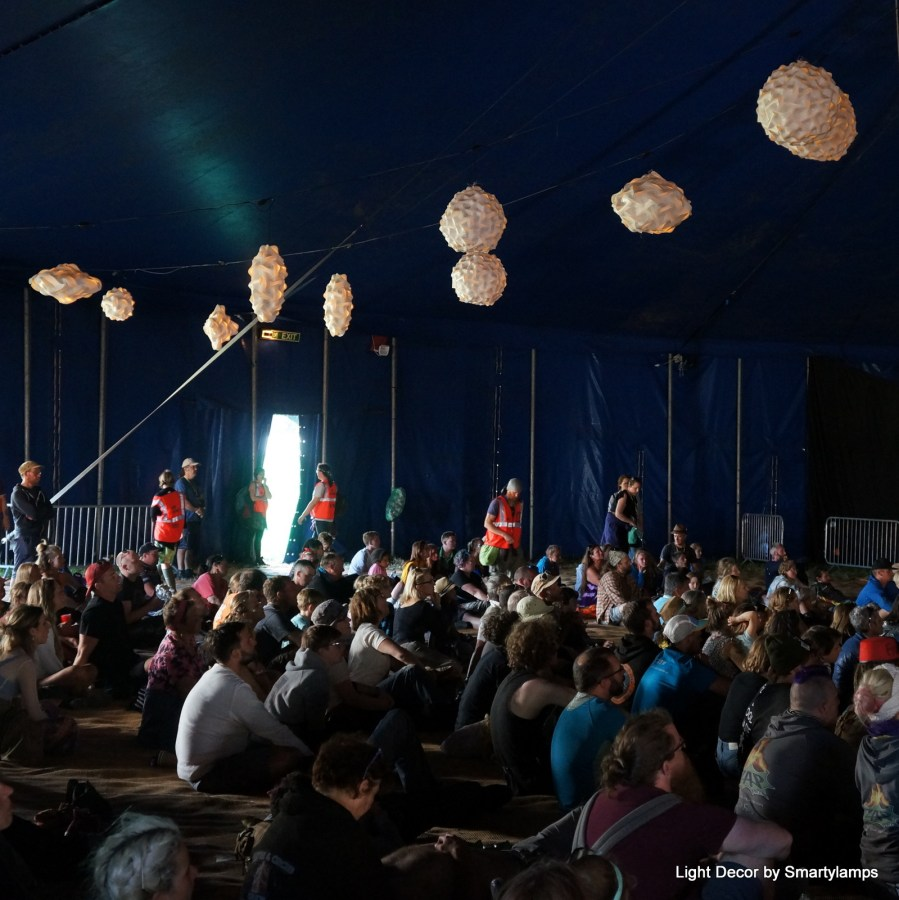 Glastonbury 2017 Theatre & Circus field
