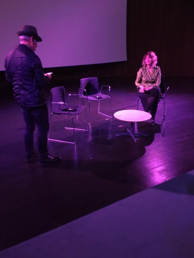 Stelarc and Sellars – Virtual Futures Salon at the Victoria and Albert Museum