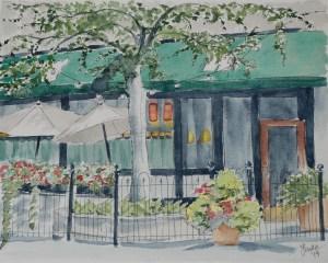 Marshall Hall of Fame Cafe