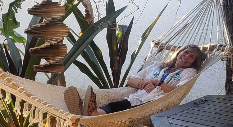 take a nap in a hammock