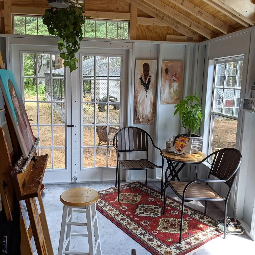 Studio seating (2)