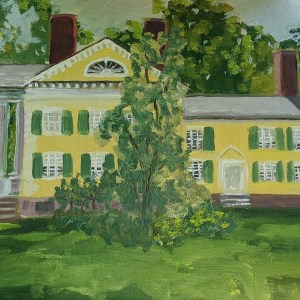 Florence Griswold House, Plein Air