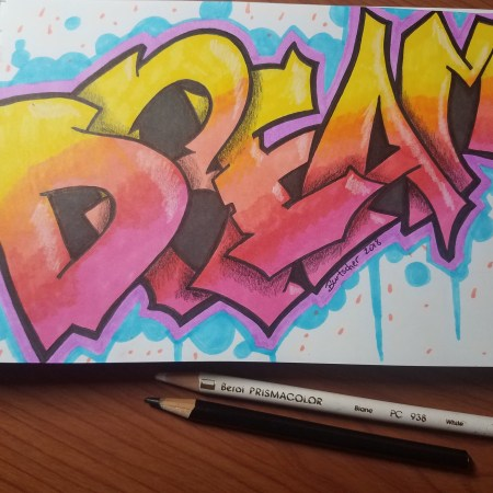 How-to-Draw-Graffiti-Style-Lettering-for-Beginners-Finished