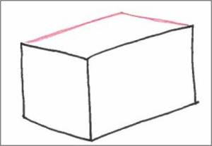 How-to-Draw-a-3D-Cube-Step5