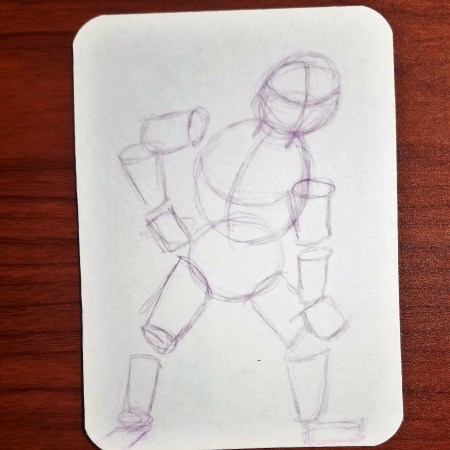 How-to-Use-Shapes-To-Draw-Lacrosse-Player