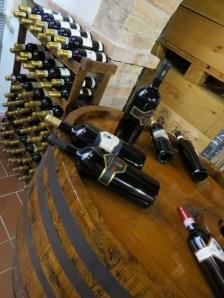 Enough already! I'm ready to taste the wine!