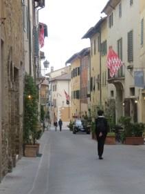 We wandered many quaint streets