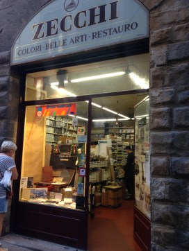 Art Supply Store in Florence