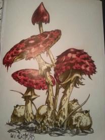 Alice's Nightmare in Wonderland by Jonathan Green and Kev Crossley