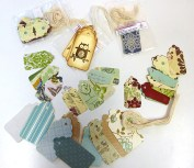 selection of gift tags