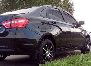 Лужи и грязь нипочём: предлагаем брызговики для вашего автомобиля
