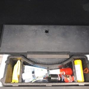 Фальшпол (пол багажника) Lada VESTA седан