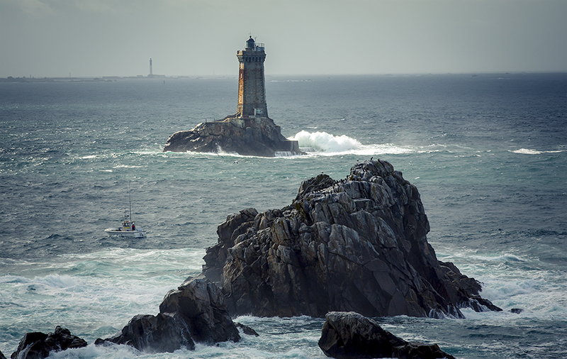 Lighthouse, Pointe du Raz #1
