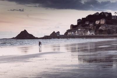 Beach, Bretagne