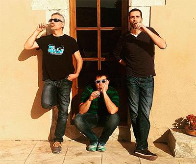 Èric, Ignasi & Ramon