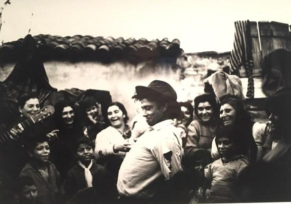 Festa Gitana a Montjuic, Colita, 1963