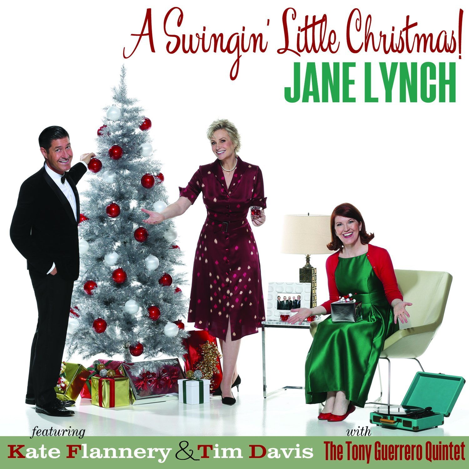 Image result for Jane Lynch: A Swingin' Little Christmas