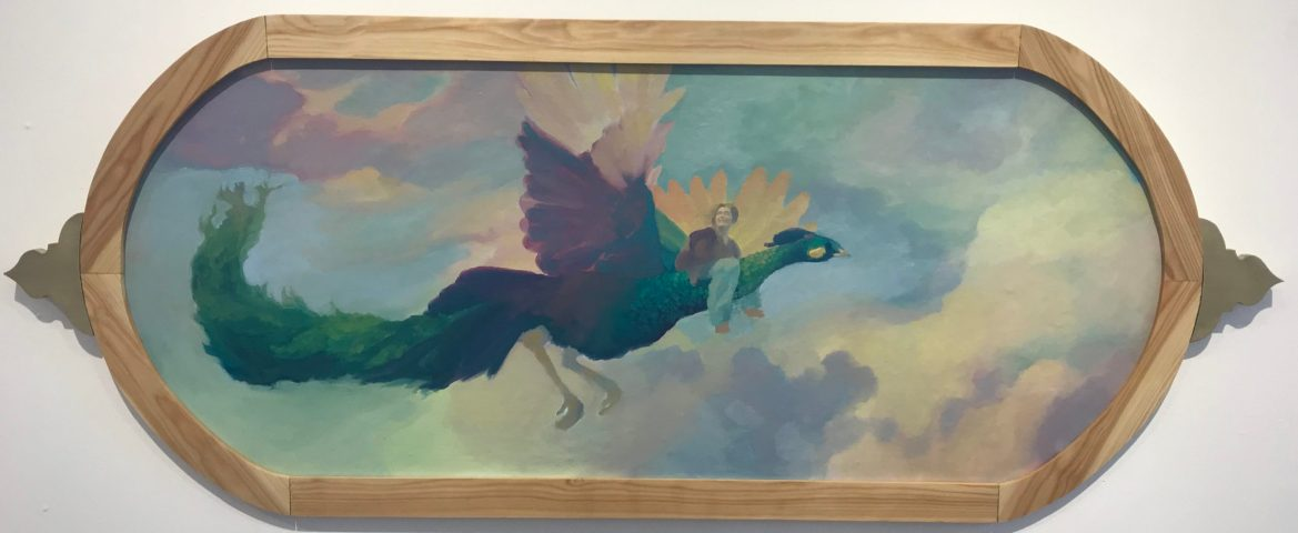 Anna Vogel<br>Flight of the Peacock |  $300