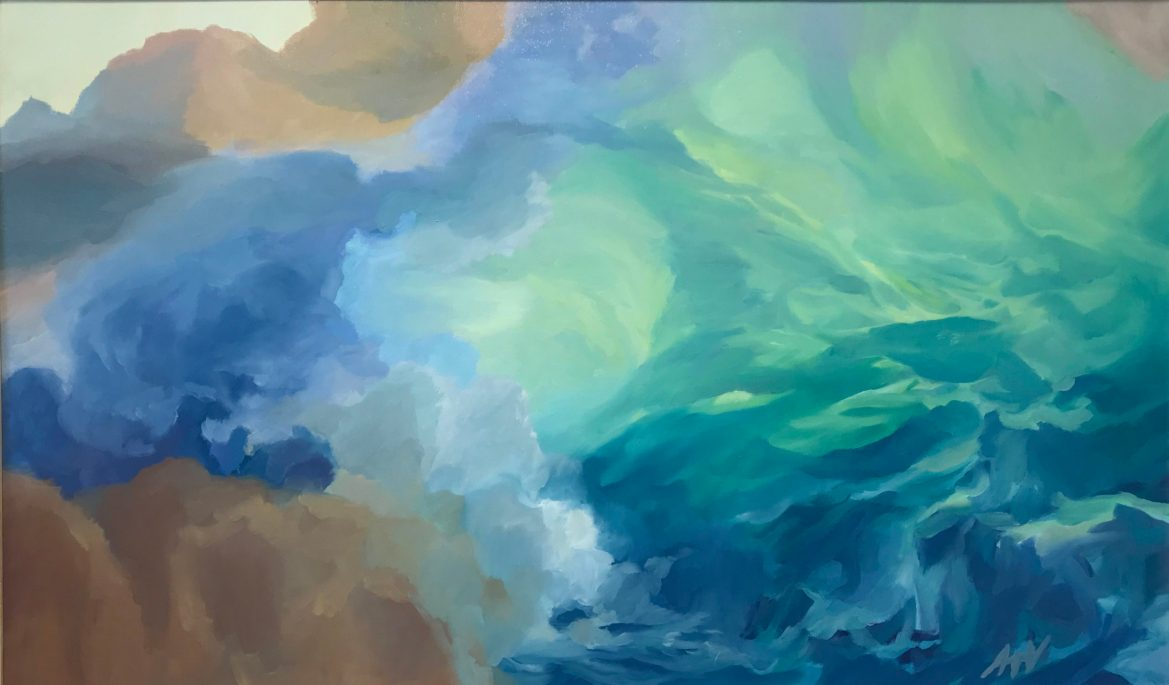 Anna Vogel<Br>Heart of the Wave | $400
