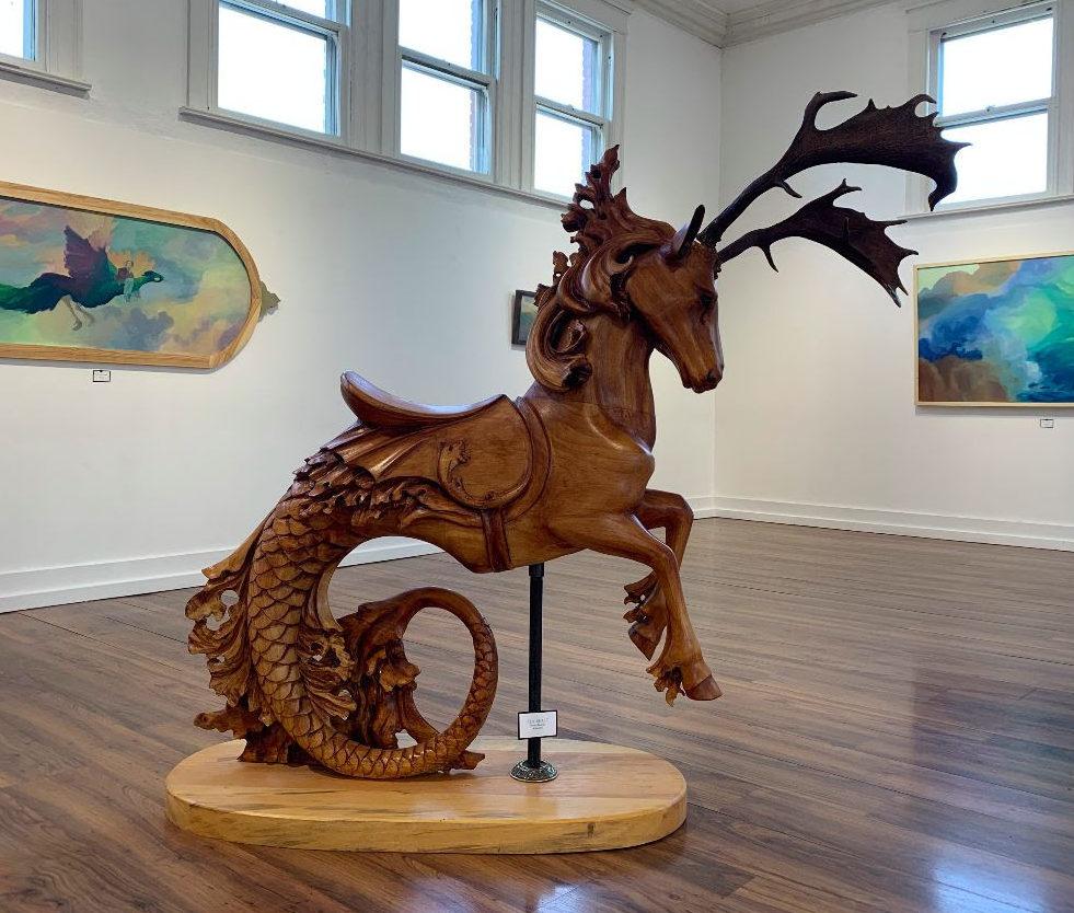 Sea Beast<br>Steve Arment | $10,000