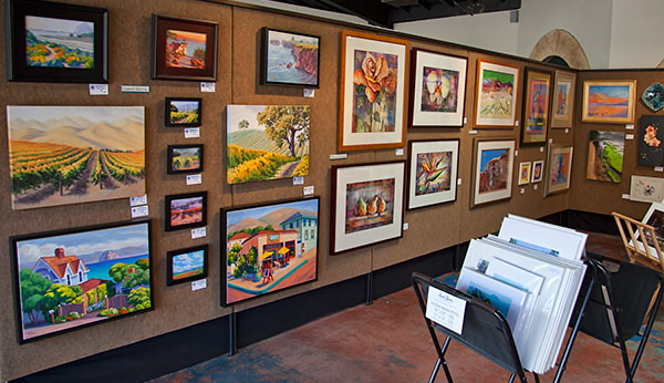 Resident Artists - Art Central Gallery